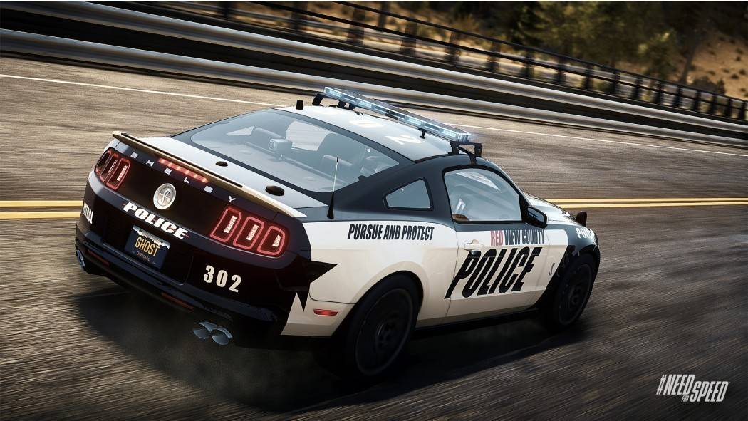 Need For Speed Rivals Patch Brings 2015 Mustang