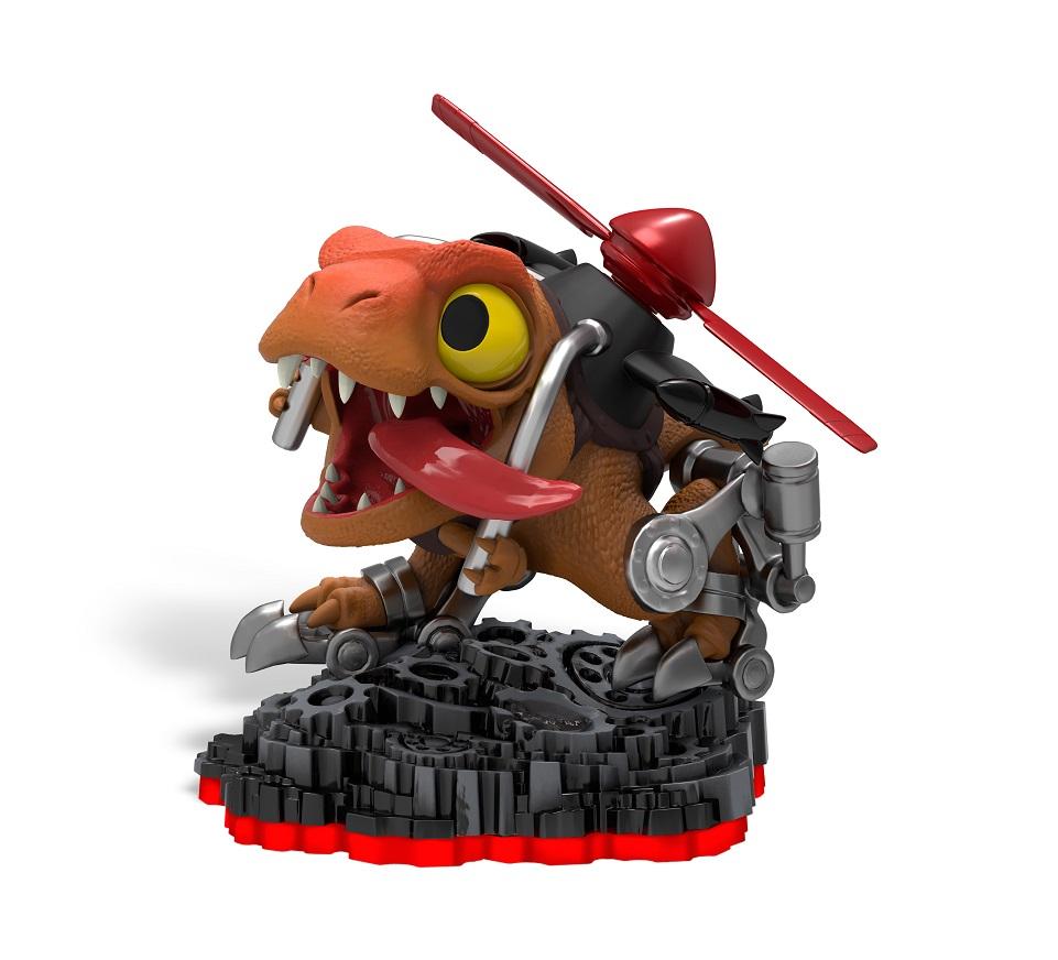 Skylanders Trap Team Introduces Characters