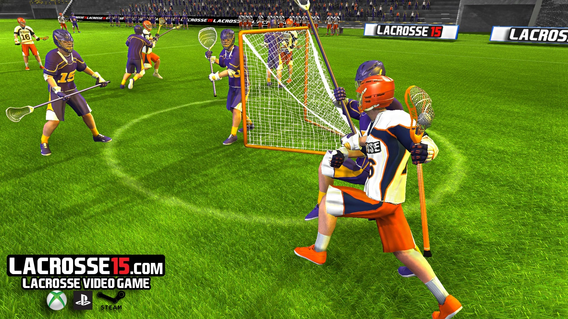 lacrosse 15 coming to consoles. Black Bedroom Furniture Sets. Home Design Ideas
