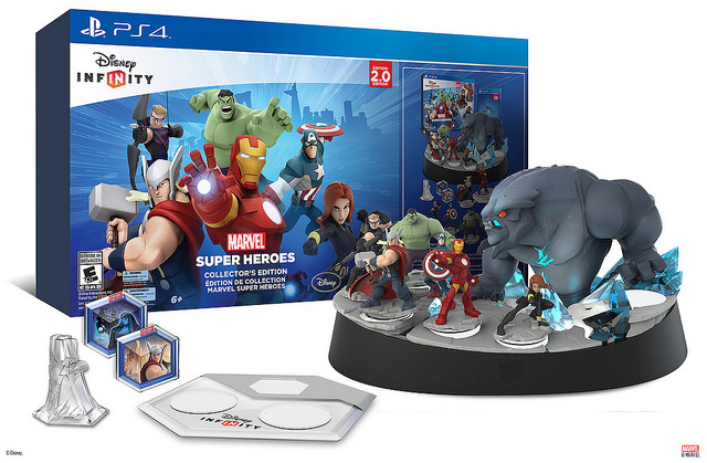 Disney Infinity 2 0 Gets Collector S Edition