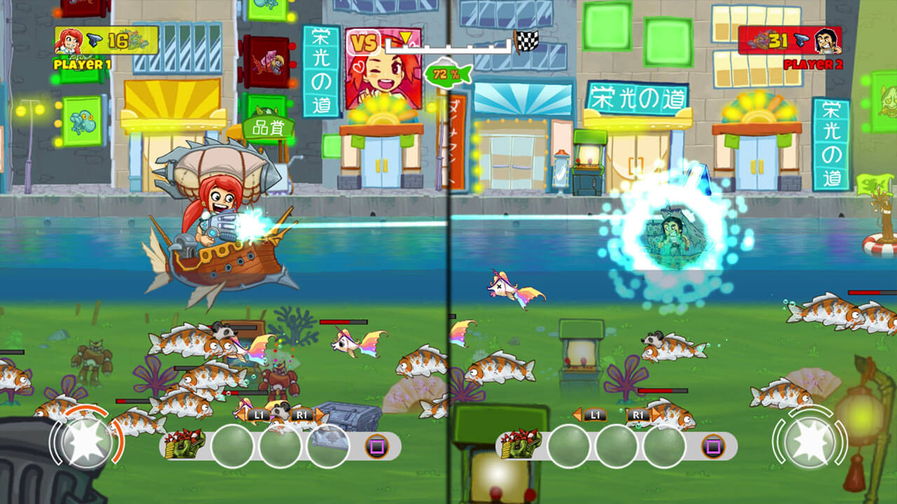Dynamite fishing world games coming to ps4 for Fish world games