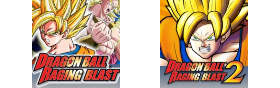 Dragon Ball: Raging Blast Series