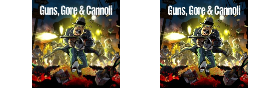 Guns, Gore & Cannoli Series