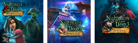 Nightmares from the Deep Series