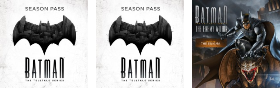 Batman: The Telltale Series Series