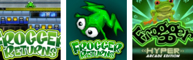 Frogger Series