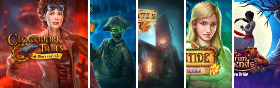 Games Developed by Artifex Mundi Series