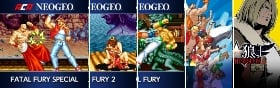 Fatal Fury Series