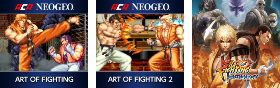 Art of Fighting Series