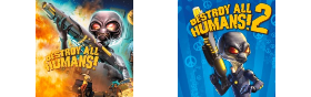 Destroy All Humans Series