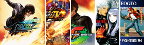 King of Fighters Series