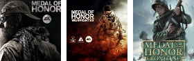 Medal of Honor Series