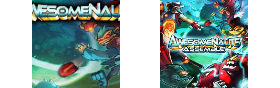 Awesomenauts Series