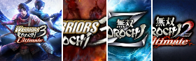 Warriors Orochi Series