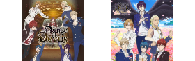 Dance with Devils Series