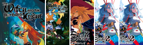 The Witch and the Hundred Knight Series