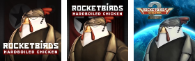 Rocketbirds Series
