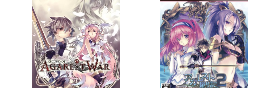 Record of Agarest War Japanese Series