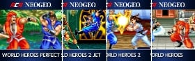 World Heroes Series