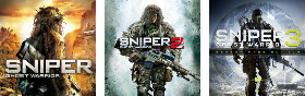 Sniper: Ghost Warrior Series