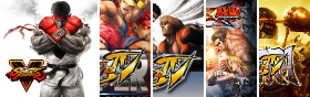 Street Fighter Series