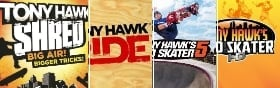Tony Hawk Series