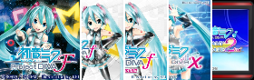 Hatsune Miku: Project DIVA Series