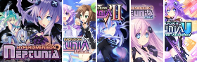 Hyperdimension Neptunia Series