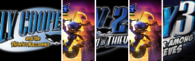 Sly Cooper Series