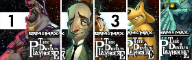 Sam & Max: The Devil's Playhouse Series