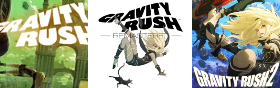 Gravity Rush Series