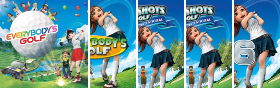 Hot Shots / Everybody's Golf Series