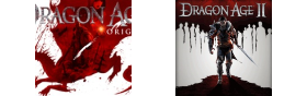 Dragon Age Japanese Series