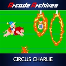 Arcade Archives Circus Charlie