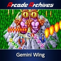 Arcade Archives Gemini Wing