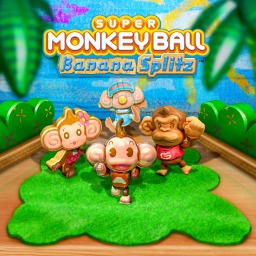 Super Monkey Ball Banana Splitz (Vita)
