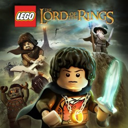 LEGO The Lord of the Rings (Vita)