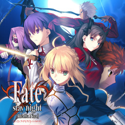 Fate/stay night [Realta Nua] (Vita)