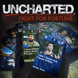 Uncharted: Fight for Fortune (Vita)