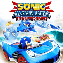 Sonic & All-Stars Racing Transformed (Vita)