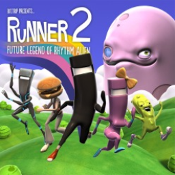 Runner2: Future Legend of Rhythm Alien (PS3)