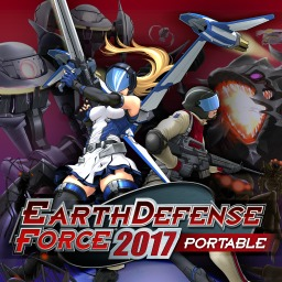 Earth Defense Force 2017 Portable (Vita)