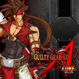 Guilty Gear XX Accent Core Plus R (Vita)