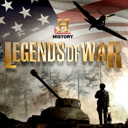 History Legends of War: Patton (Vita)
