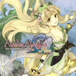 Atelier Ayesha Plus: The Alchemist of Dusk (Vita)