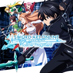 Sword Art Online: Hollow Fragment (Asia) (Vita)