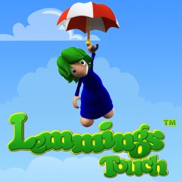 Lemmings Touch (Vita)