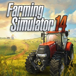 Farming Simulator 14 (Vita)
