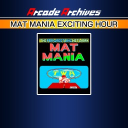 Arcade Archives: Mat Mania Exciting Hour