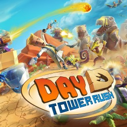 Day D Tower Rush (Vita)
